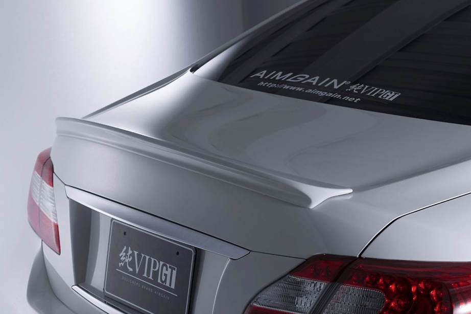 Trunk Spoiler  - Construction: FRP - Colour: Unpainted - VIPGT-Y51-TS