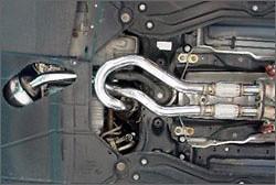 Alfa Romeo - 156 2.5 V6/3.2 GTA - 147 3.2 GTA - GTV 3.0 V6 - Material: Stainless steel - Diameter: 5