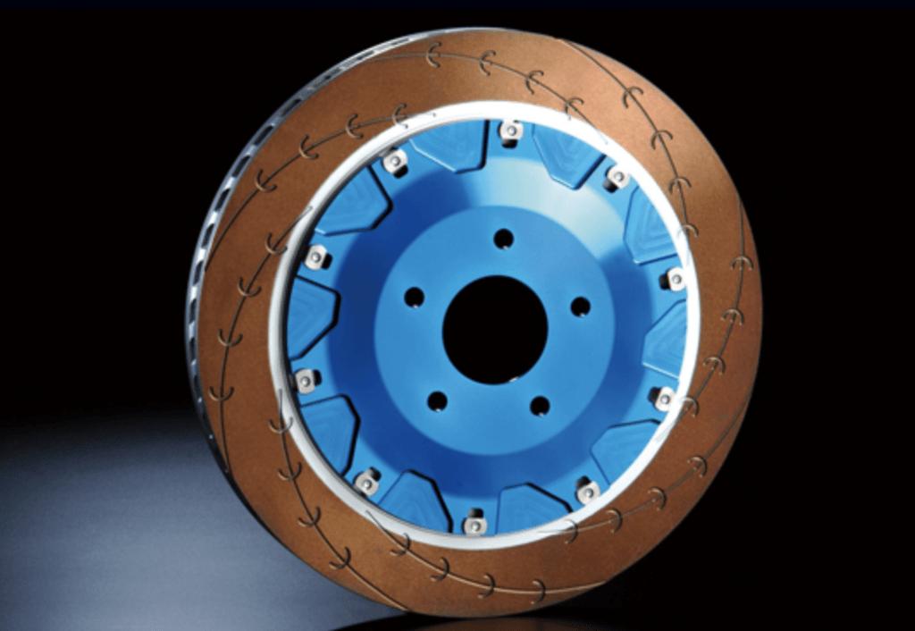 Endless - Brake Rotor - Racing E-Slit