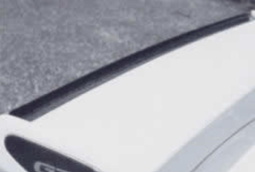 Construction: Carbon - Carbon Wing Lip