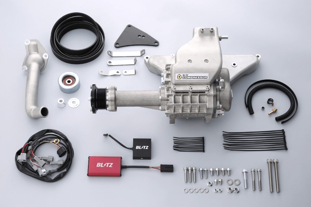 Blitz - Compressor System for Hiace