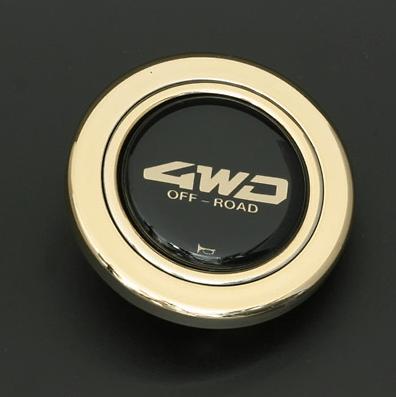 Colour: Gold - Design: 4WD - HG17