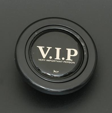 HKB SPORTS horn button VIP black HB13