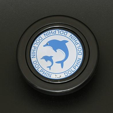 Colour: Black - Design: Dolphin - HB51