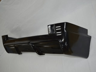 Rear Under Spoiler Type 1 - Construction: FRP - Colour: Unpainted - SF-S30Z-RUS1FRP