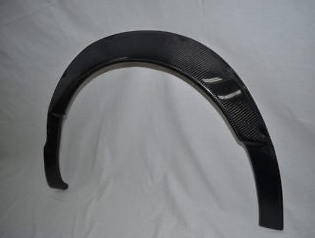Front Over Fender for Original Body - Construction: Carbon - Colour: - - SF-S30Z-FOFOCAR