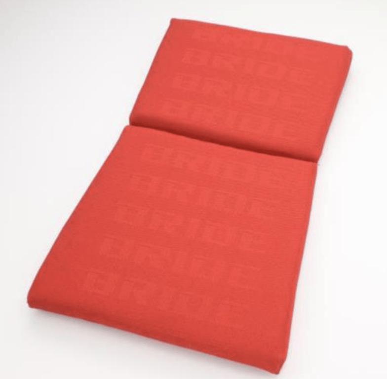 Type: Backrest - Zeta III, Exas III, Artis III, Vios III, Zieg III, Vios III REIMS, Stradia II REIMS - Color: Red Logo - P01ICO