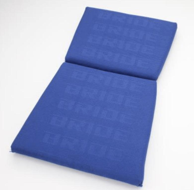 Type: Backrest - Zeta III, Exas III, Artis III, Vios III, Zieg III, Vios III REIMS, Stradia II REIMS - Color: Blue Logo - P01JCO