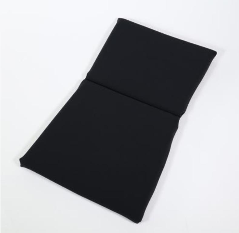 Type: Backrest - Zeta III, Exas III, Artis III, Vios III, Zieg III, Vios III REIMS, Stradia II REIMS - Color: Black Suede Tone (JAPAN) - P01NCO