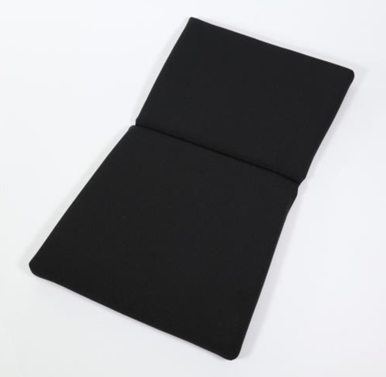 Type: Backrest - Zeta III, Exas III, Artis III, Vios III, Zieg III, Vios III REIMS, Stradia II REIMS - Color: Limited Black (SPORS-C) - P01SCO