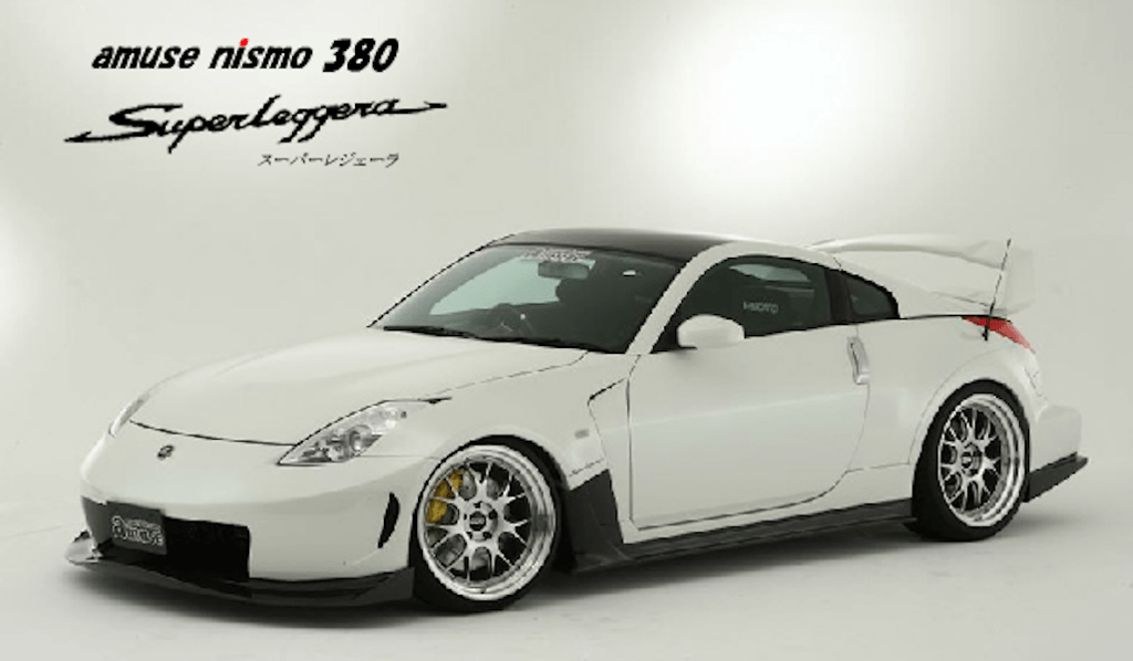 Amuse - Superleggera Nismo 380 Aero Kit