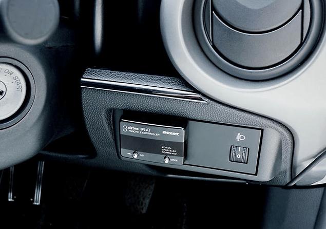 Pivot - 3-drive Flat Throttle Controller
