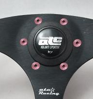 Type: M5x12 - Material: Titanium - Color: Pink - TITANM5X12-PINK