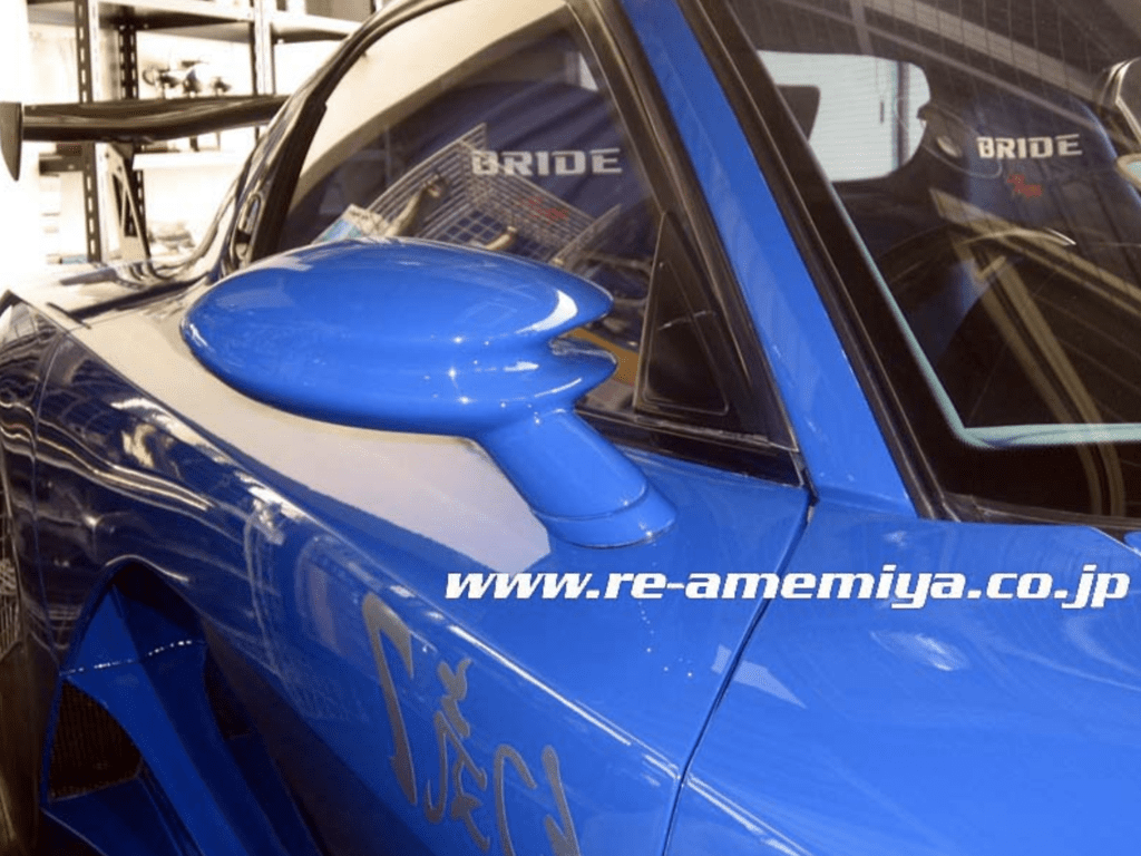 RE Amemiya - SUPER GReddy III Door Mirror