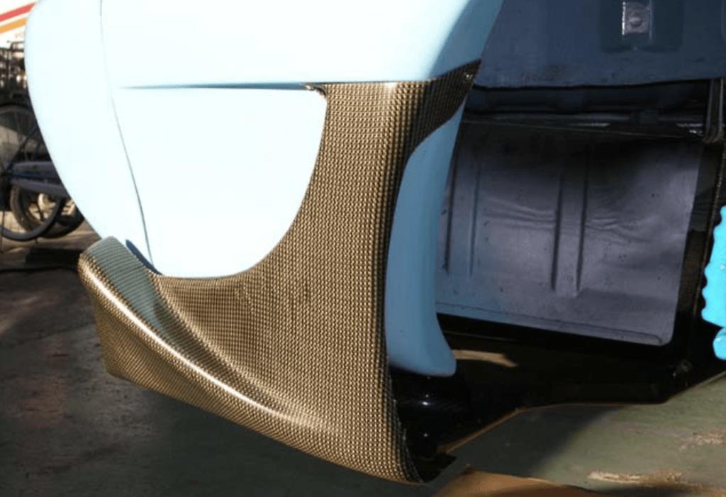 Carbon Kevlar - D0-02203F-192