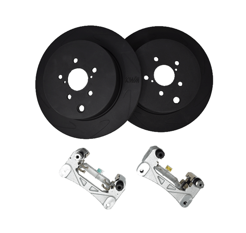 Set: Rear - Rotor Size: 316mm - KBI50001RR