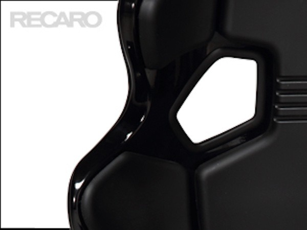 Colour: Black - Shell Material: FRP - RMS-2700G
