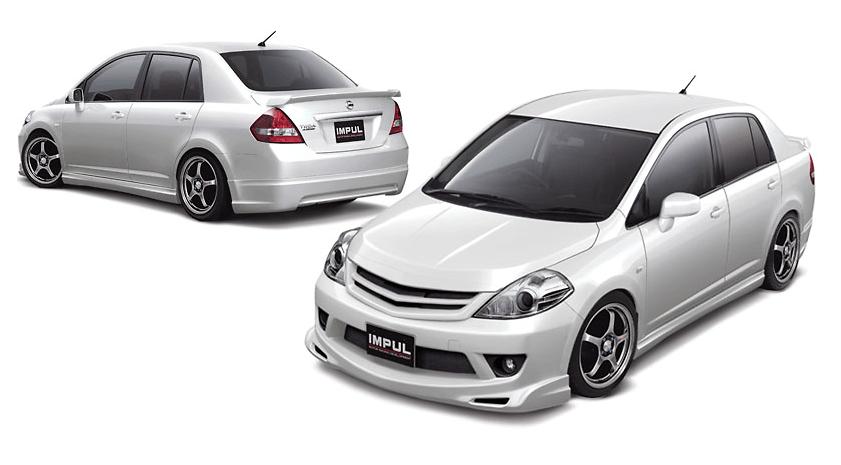 Full Kit (Front Bumper Type) - Construction: FRP - Colour: Unpainted - IMPSC11S2-FKFBT