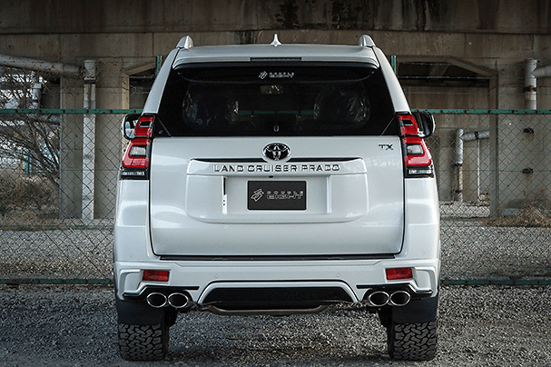 Double Eight - Half Type Body Kit for Prado 150 (late)
