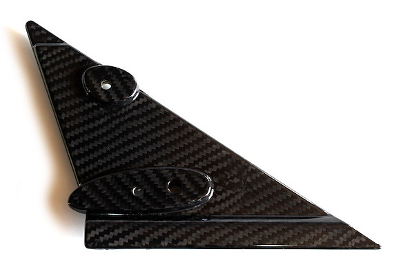 Garage Active - Group A Type Dry Carbon Mirror