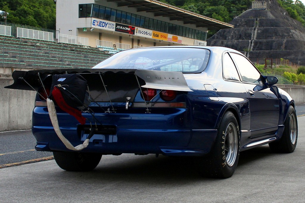 Garage Active - Front Wide Fender - R33 GTR