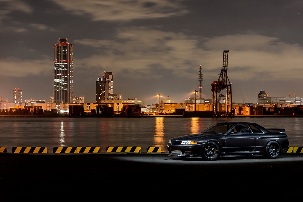 Garage Active - FRP Wide Body Kit - R32 GTR