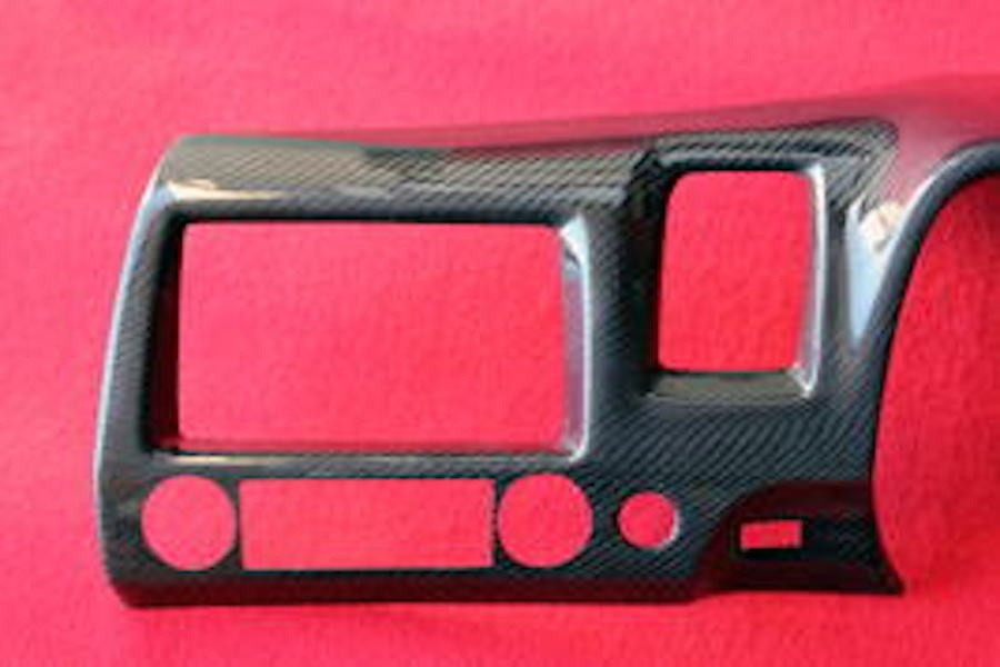 Back Yard Special - Carbon Instrument Panel Cover
