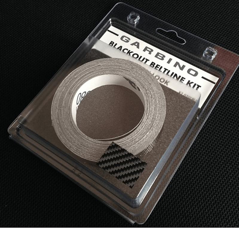 Carbon Look - GR01BM01BOBLK