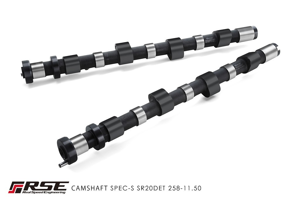 Type: IN/EX Set - Duration: 258 degrees - Lift: 11.5mm - RA301B-NS08A