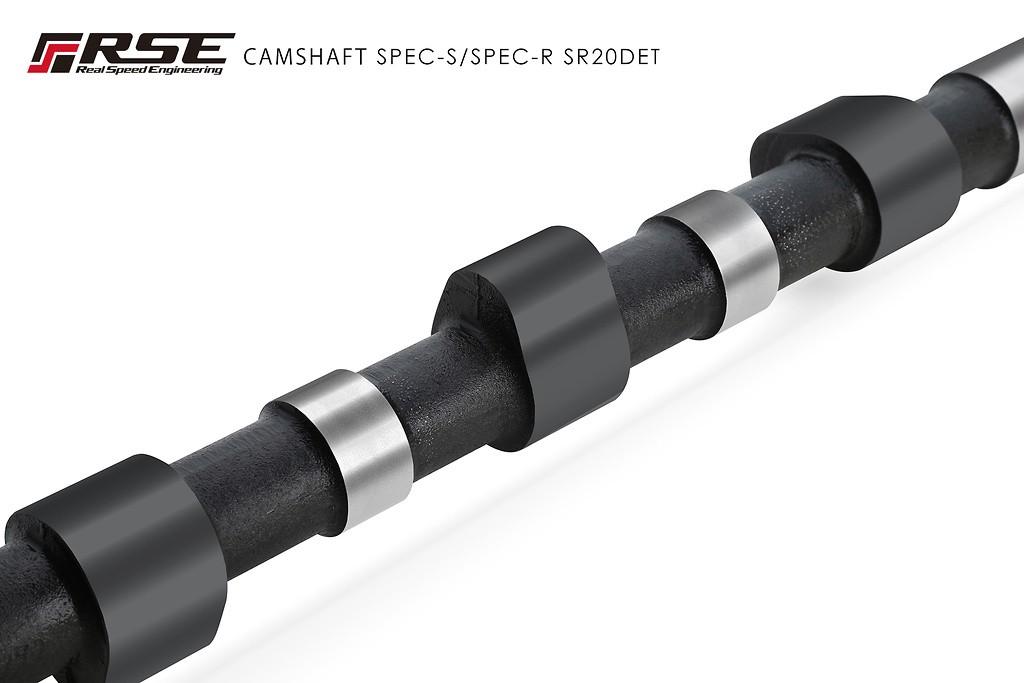 Real Speed Engineering - Camshafts Spec R - SR20DET