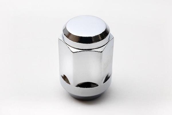 Lug Nuts (x5) - 21HEX M14xP1.5 - Colour: Chrome - B852023