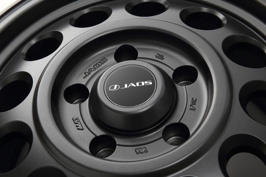 JAOS Center Cap (x1) - Colour: Black - D2428-49910