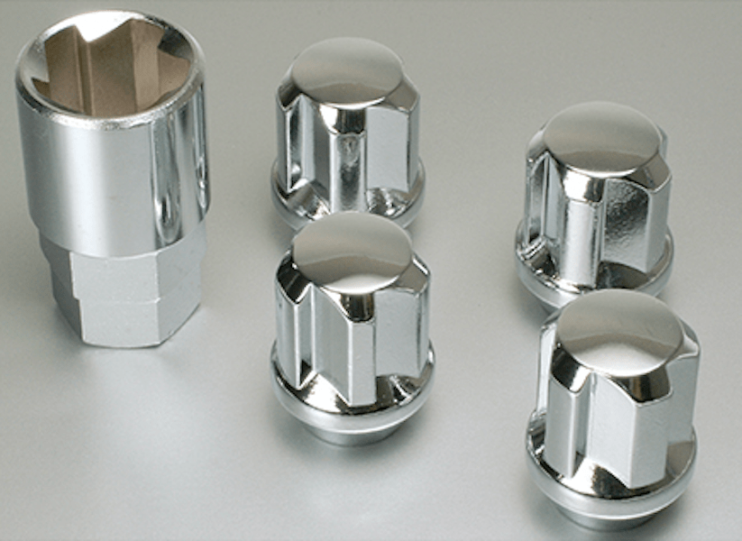 Bull Lock - TUSKEY Wheel Lock Nuts