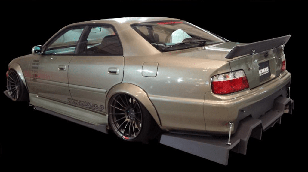 URAS - Type GT - 100 Series Chaser Aero Parts