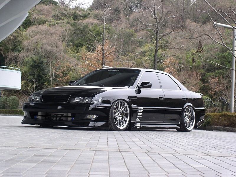 Color: Unpainted - URASEL-JZX100