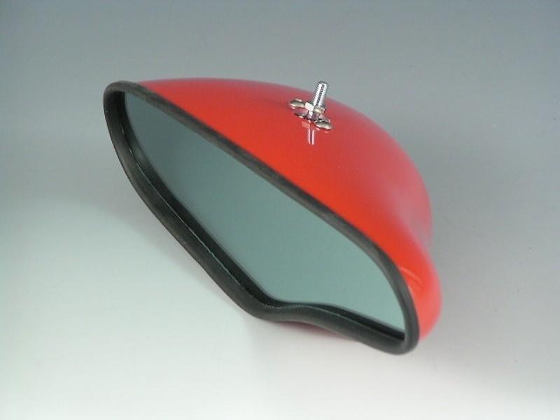 Material: FRP - Colour: Piano Black - Colour: Red - Colour: White - Colour: Yellow - ZOOME-MON240-FRP