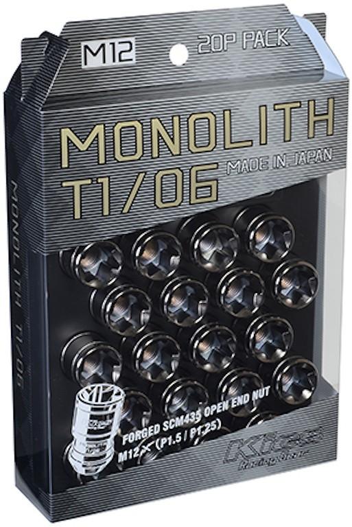 Project Kics - MONOLITH T1/06 Wheel Nuts