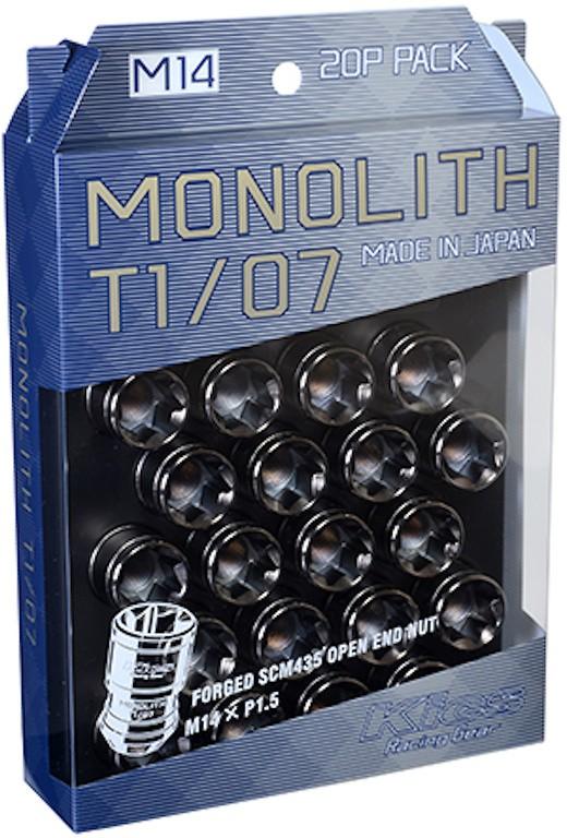 Project Kics - MONOLITH T1/07 Wheel Nuts