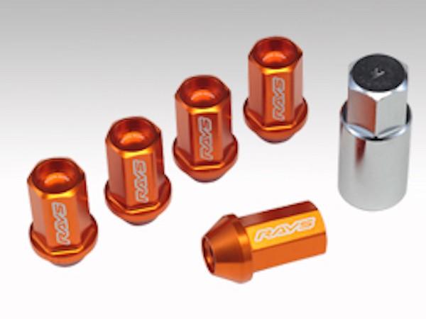 L42 Key Adapter 17HEX 24mm - Key Code: 14 - RAYS-L42KA-14