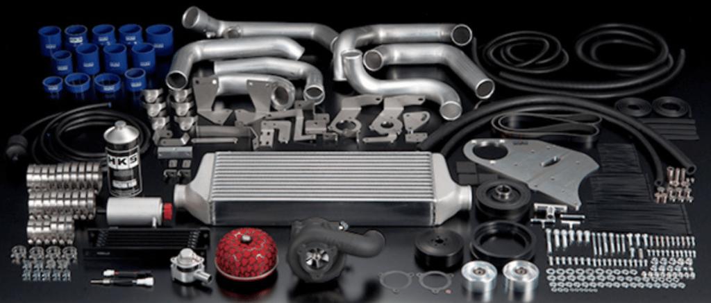 Supercharger: GT2-7040 - 12001-AH010