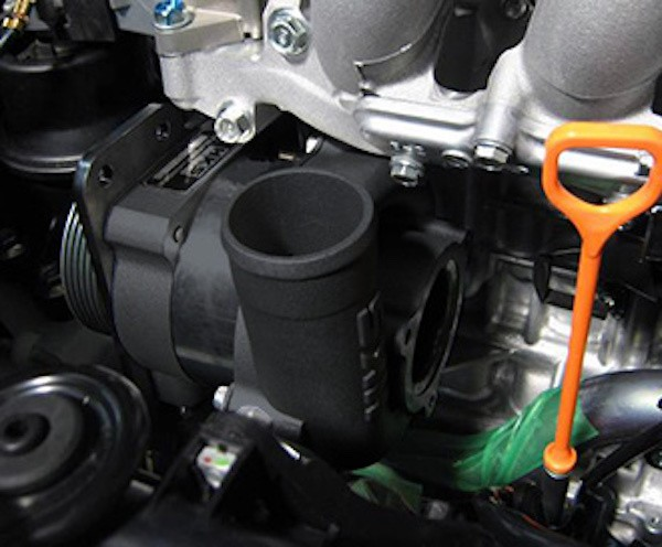 Supercharger: GT2-7040 - 12001-AH011