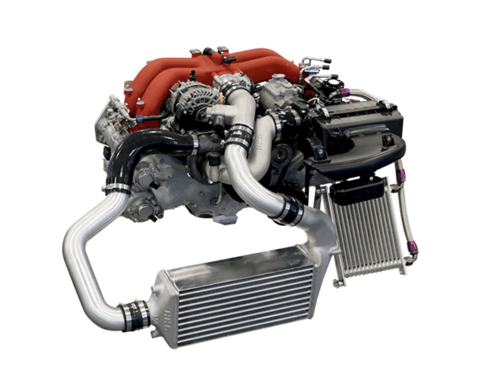 Supercharger: GT2-7040L - 12001-AT012