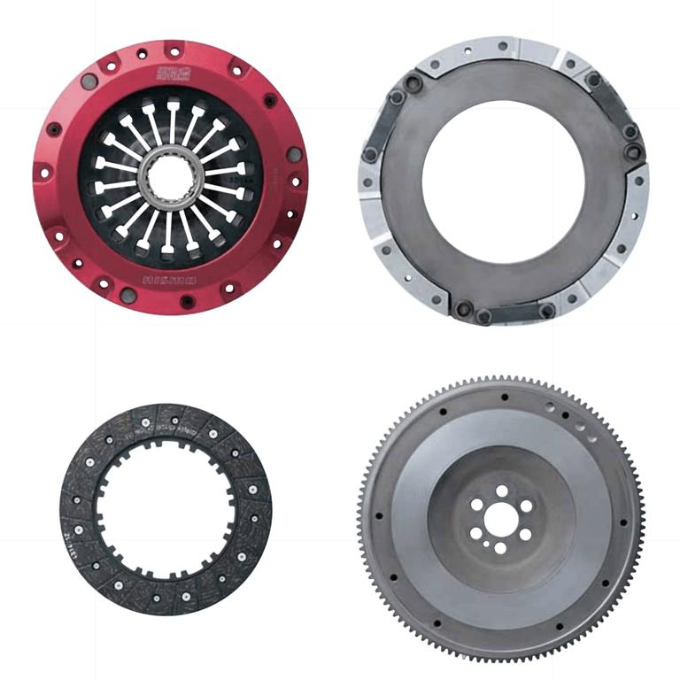 Nismo - Super Coppermix Twin - Repair Parts