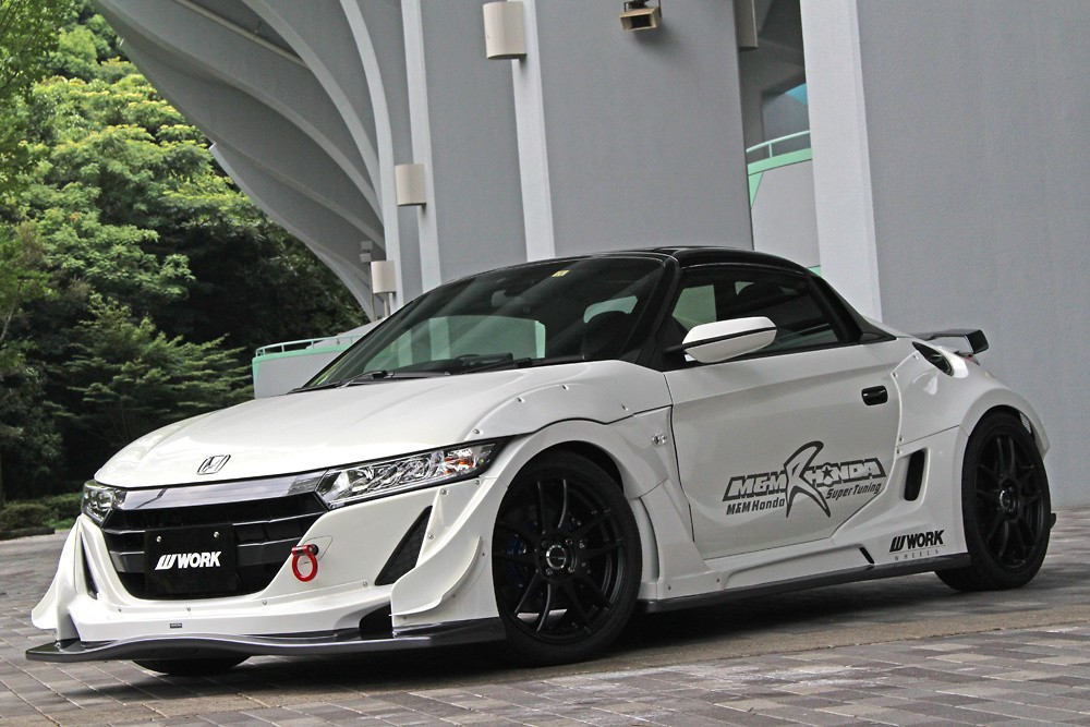 M and M Honda - Hyper Wide Body Kit HLM01 Type - S660
