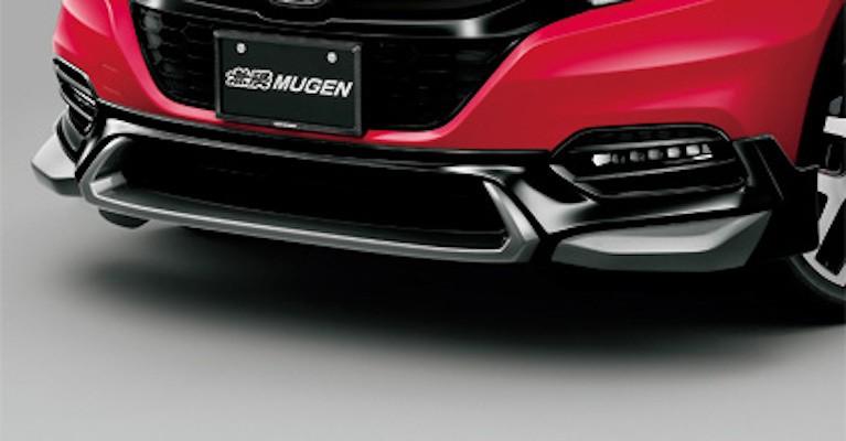 Front Under Spoiler - Colour: Gloss Black - 71110-XMRD-K1S0-CB