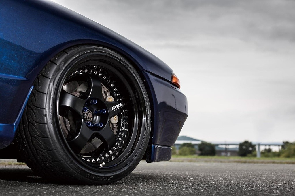 Work Wheels - Meister S1 3 Piece Wheels - Custom Order