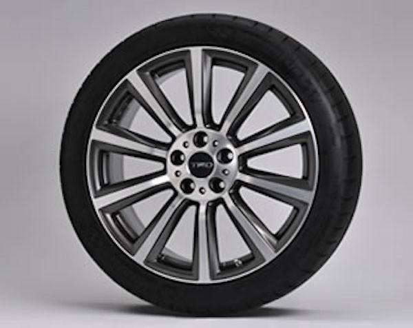 TRD - TF6 Alloy Wheels