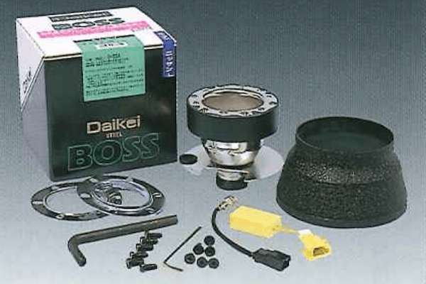 Daikei - Steel Boss Kits for Vehicles with Airbags