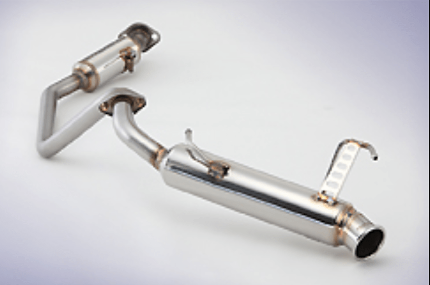 Pieces: 2 - Pipe Size: 50.8-45.0-50.8mm - Tail Size: 90mm - Weight: 5.4kg - 750-80916