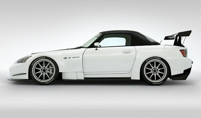 Amuse - S2000 GT1 Body Kit